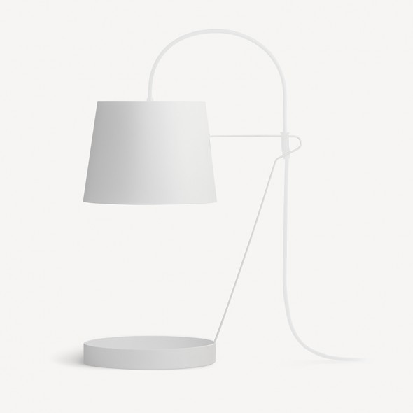Aplin Creative light white