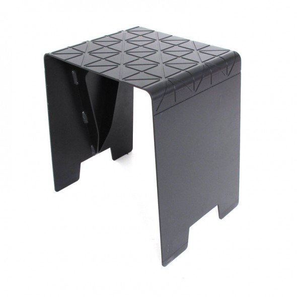 Imprint Stool Black