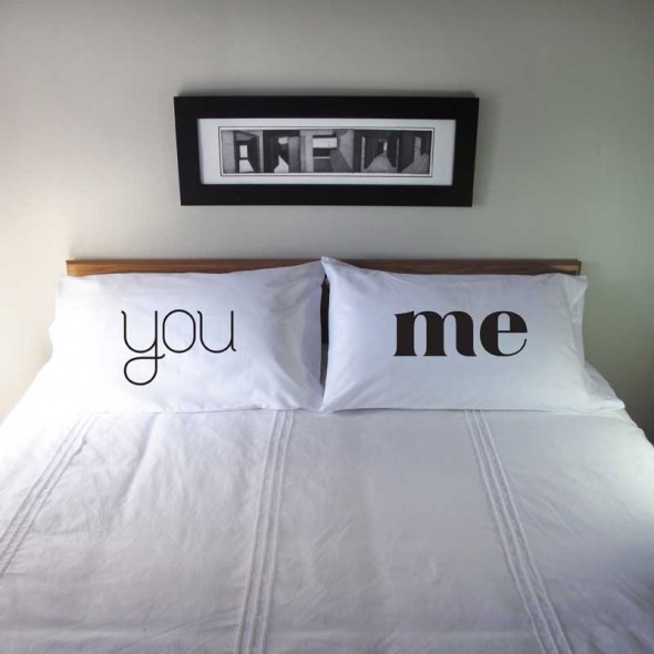 Pillowcase Set You & Me