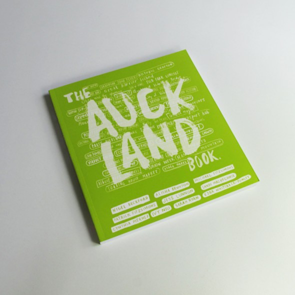 The Auckland Book - Cover