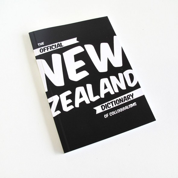 The NZ Dictionary of Colloquialisms