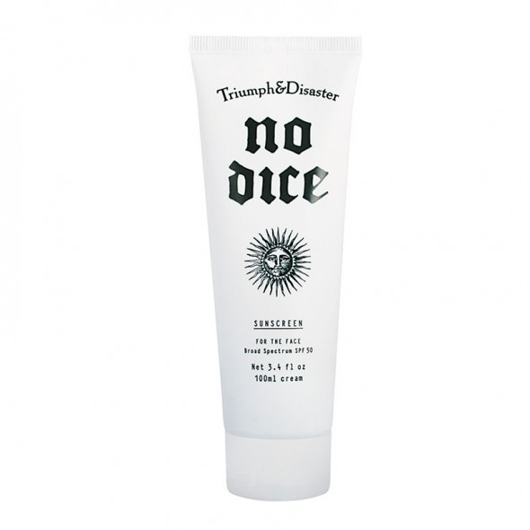 No Dice - Sunscreen by Triumph & Disaster