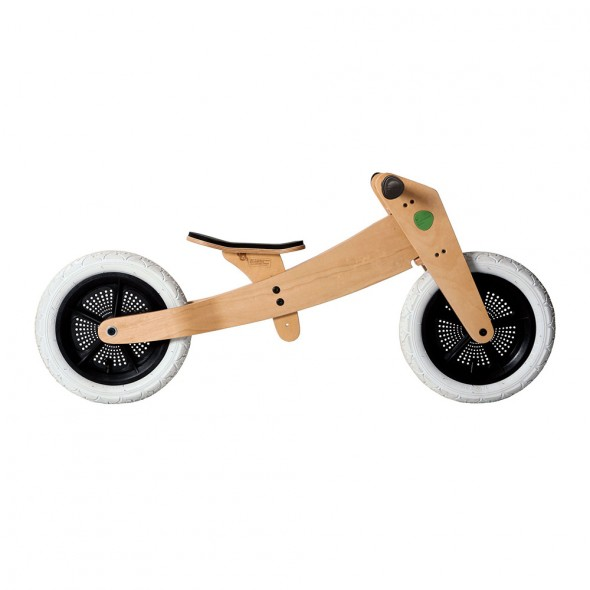 Wishbone Bike Natural 2 in 1