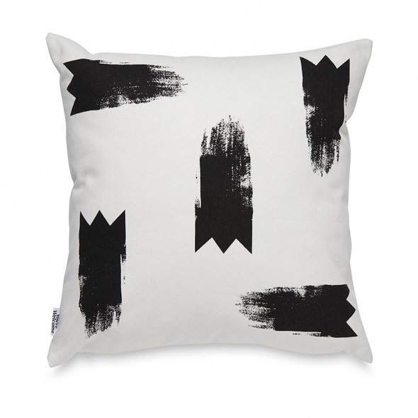 Magic Marker Cushion by You're Welcome