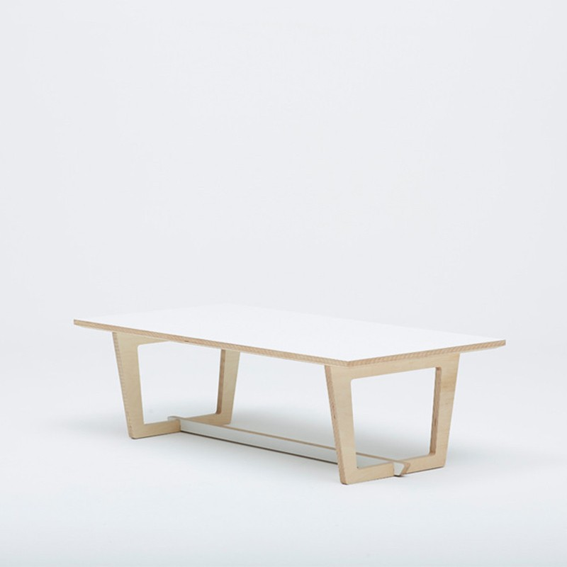 Trestle Coffee Table By Tim Webber Design