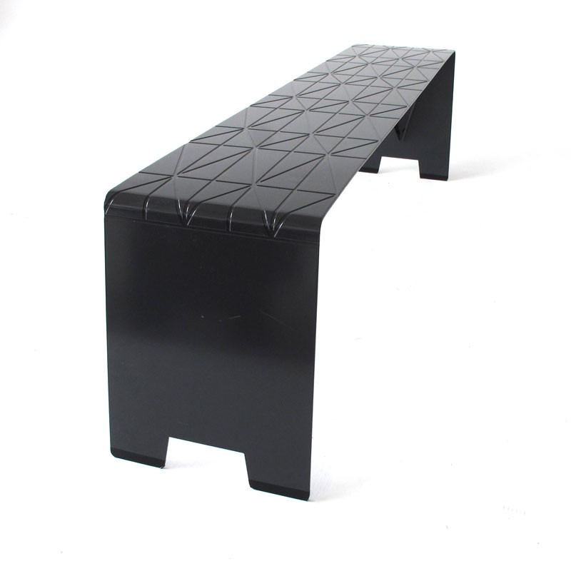 Imprint Bench Seat : chrisjohnsondesignimprintbenchseatblacka2 from www.thecleverdesignstore.com size 800 x 800 jpeg 40kB