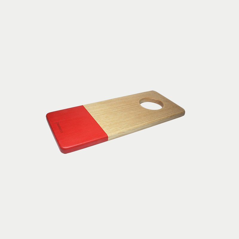 Red Kitchen Board by Treehorn Design : treehorndesignsmallkitchenboardredfr3 from www.thecleverdesignstore.com size 800 x 800 jpeg 24kB