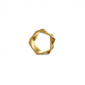 Flux Ring Gold
