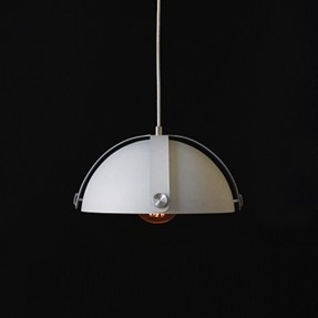 The Arbor Pendant White