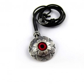 Eye Flower Pendant