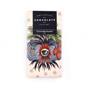 Coconut Milk Chocolate 52%