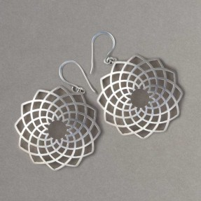 Flax Earrings - Adorn