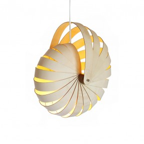 Nautilus Lightshade Natural Small