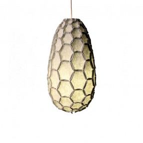 Nectar Lamp Shade Full Grey