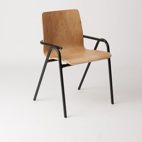 Full Hurdle Chair - Euro Beech