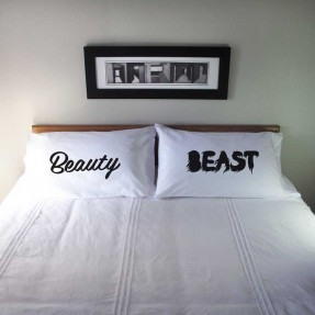 Pillowcase Set Beauty & Beast