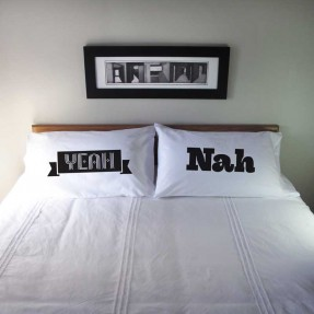 Pillowcase Set Yeah & Nah