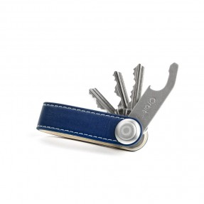 Orbitkey Blue Leather