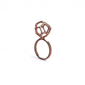 ungi Ring Rose Gold