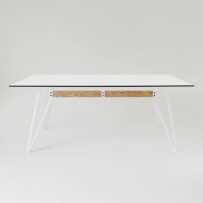 Monarch Table Outdoor White