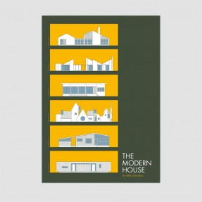 The Modern House - Poster