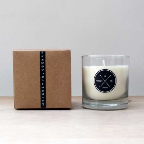 Classic Jar Candle - Fragranced with Packaging Example