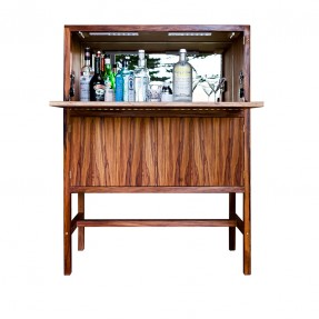'Just Twigged' Cabinet Fijian Rimu