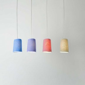 Paint Stripe pendant