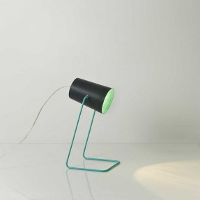 Table lamp Paint Lavagna - Green