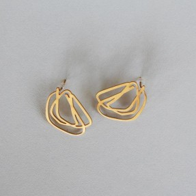 Earring Loop Gold by Insync