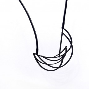 Necklace Sway Black by Insync