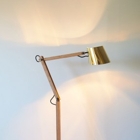 Tall Brass - Lamp