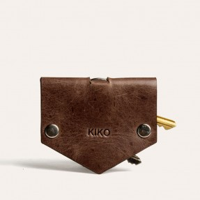 Leather Key Case by Kiko Leather