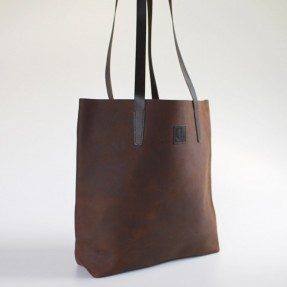 Tote Bag by Meniscus Leathergoods - Large