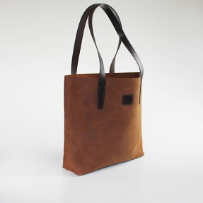 Tote Bag by Meniscus Leathergoods - Medium