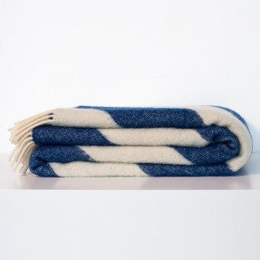 Mina Denim Blanket