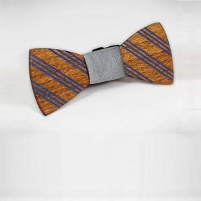 Percy Wooden Bowtie WAS $89