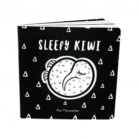 Sleepy Kiwi Book by Tikitibu
