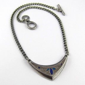 Small Arc Necklace