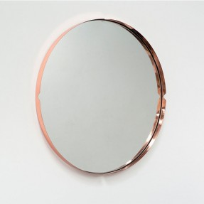 Copper Press Mirror Large 62.5cm