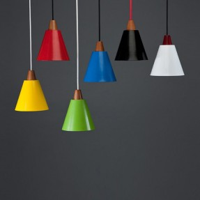 Tri-Ampel Pendant Group
