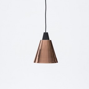 Tri-Ampel Pendant copper