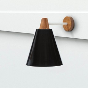 Wall Light - Black