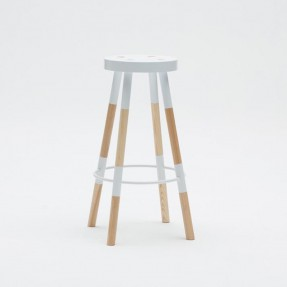 Y Stool 650/750mm by Tim Webber Design