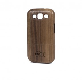 Samsung Galaxy S4 Walnut Case