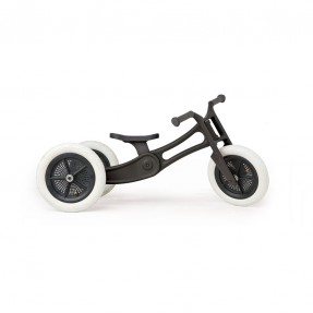 Wishbone Bike Recycled Edition Black 3 in 1
