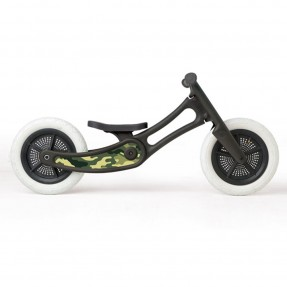 Wishbone Bike Recycled Edition Camo 2 in 1