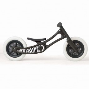 Wishbone Bike Recycled Edition Zebra