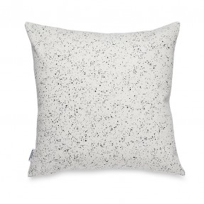 Spraycan Cushion White by You're Welcome
