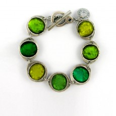 Paint Box Bracelet Green